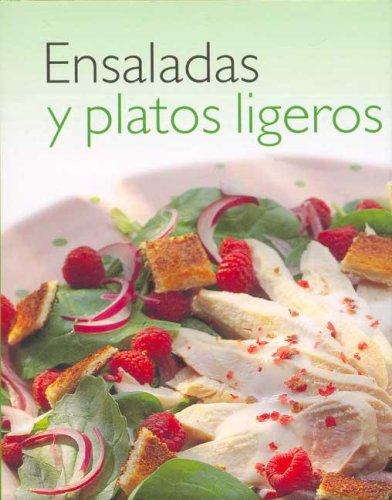 Ensaladas y Platos Ligeros (Spanish Edition): VV.AA.