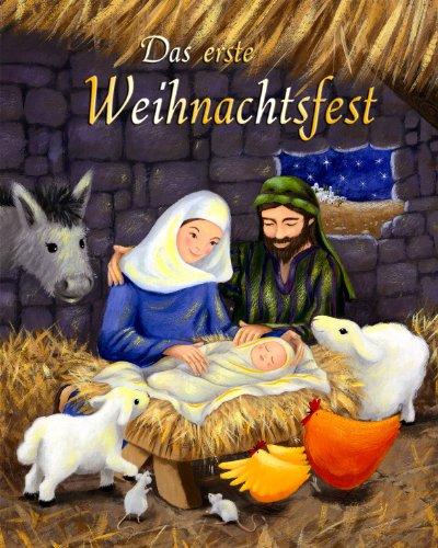 9781405434812: Das erste Weihnachtsfest