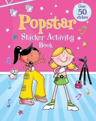 9781405436335: My Popstars Sticker Book