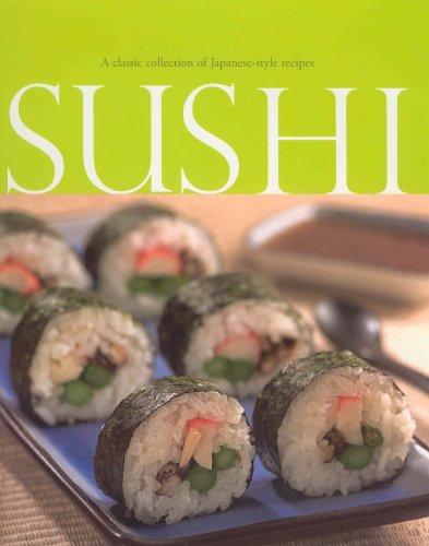 9781405437172: Sushi