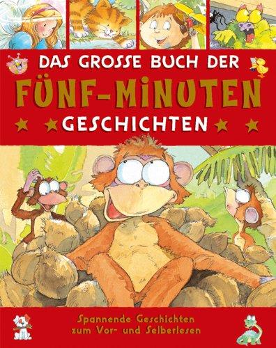 9781405439091: Das große Buch der Fünf-Minuten-Geschichten