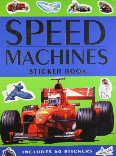 9781405440134: Speed Machines (Children's Reference Sticker Books)