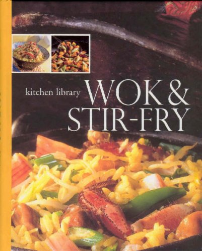 9781405440936: Wok and Stir-Fry (Kitchen Library)