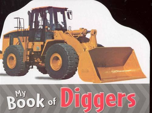 9781405447157: My Book of Diggers