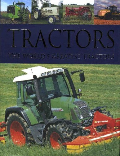 9781405447317: Tractors: The World's Greatest Tractors
