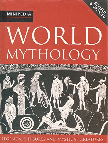 9781405447676: World Mythology (Minipedias)