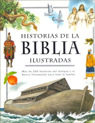 9781405449410: Historias de la biblia ilustradas/Illustrated Family Bible Stories