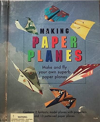 Making Paper Planes: Alex Schultz