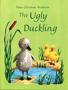 9781405451246: The Ugly Duckling (Grimm's and Anderson)
