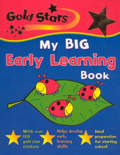 9781405451673: My Big Early Learning Book (Gold Stars Pre-School Learning)