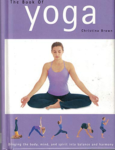 9781405452687: Book of Yoga