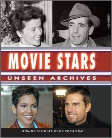 Movie Stars: Unseen Archives (1405453257) by Gareth Thomas