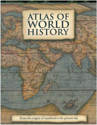Atlas of World History: Parragon
