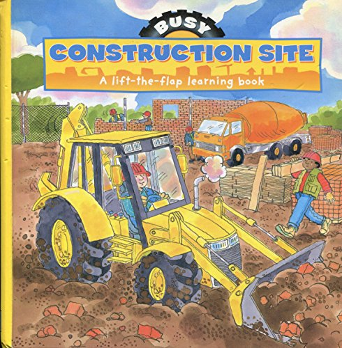 9781405453905: Busy Construction Site