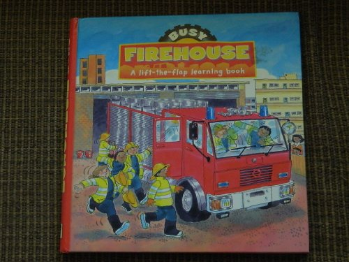 9781405453929: Busy Books Firehouse
