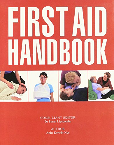 9781405454810: First Aid Handbook