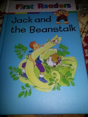 9781405455589: Jack and the Beanstalk (Enlarged First Readers)