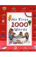 9781405456623: My First 1000 Words
