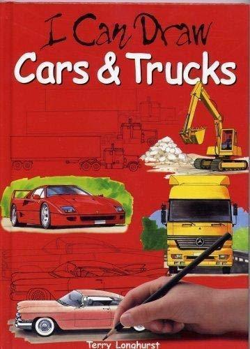 9781405457729: I Can Draw Cars & Trucks
