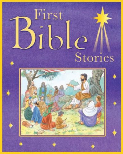9781405458030: First Bible Stories