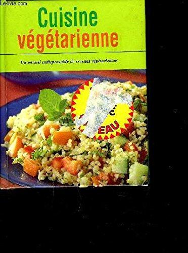 9781405458610: Cuisine végétarienne
