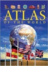 9781405458948: Mini Children's Reference Atlas of the World