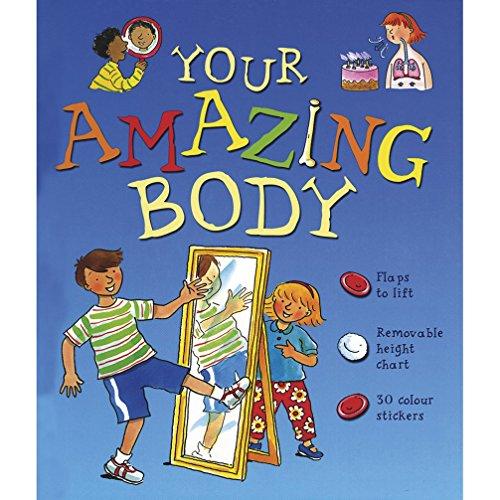 9781405460590: Your Amazing Body