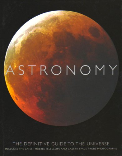 9781405463140: Astronomy: The Definitive Guide to the Universe