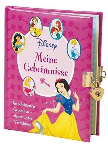 9781405463935: Disney Prinzessinnen - Meine Geheimnisse