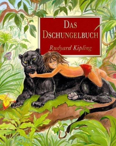 Das Dschungelbuch: Kipling, Rudyard:
