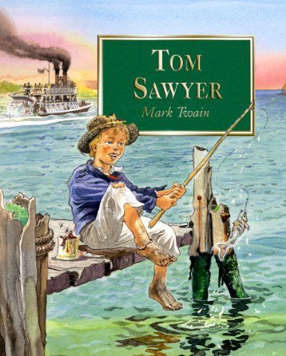 9781405464529: Tom Sawyer