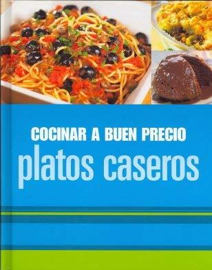 9781405464857: Cocinar A Buen Precio Platos Caseros