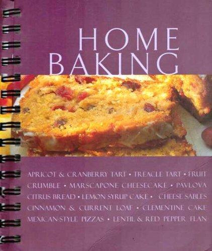 9781405465861: Home Baking