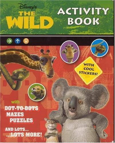 9781405466103: Disney the Wild Activity Book (Disney Activity)