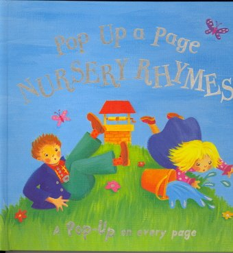 Pop Up a Page: Nursery Rhymes: Pauline Siewart