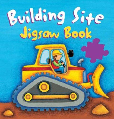 Building Site (Jigsaw Books)