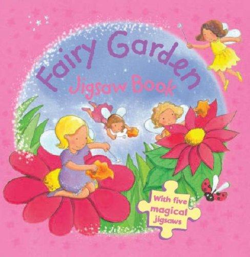 9781405466622: Fairy Garden Jigsaw Book