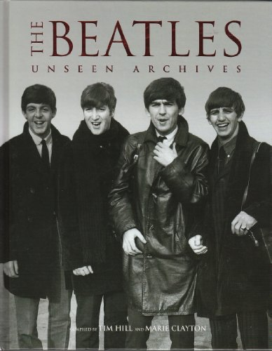 9781405467377: The Beatles : unseen archives