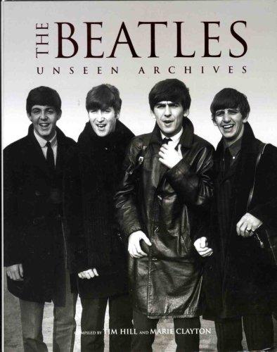 Beatles (Mini Unseen Archives): Parragon Plus