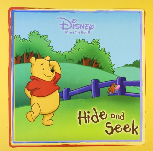 "9781405468534: Disney ""Winnie the Pooh"" Hide and Seek (Disney Bargain Board)"
