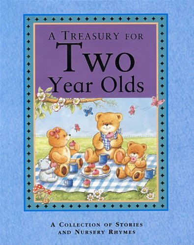 2 Year Olds (Treasury For.): Parragon Plus