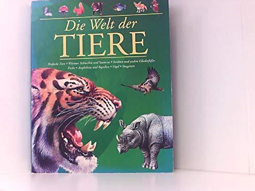 9781405470070: Enzyklop+üñdie der Tiere