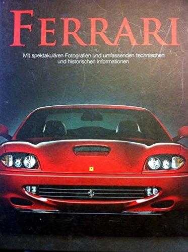 9781405470155: Ferrari