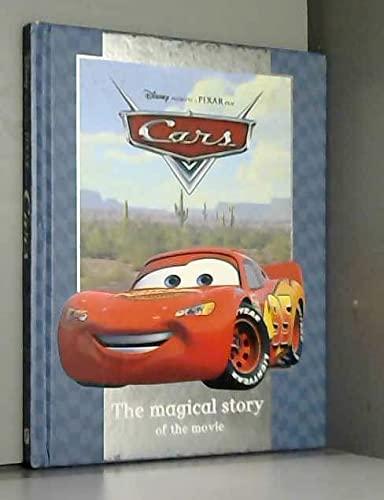 Disney Cars Disney Book Of The Film By Anon Parragon Plus