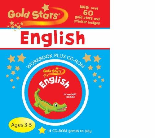 9781405471817: English 3-5 (Gold Stars)