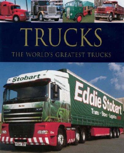9781405472043: Trucks