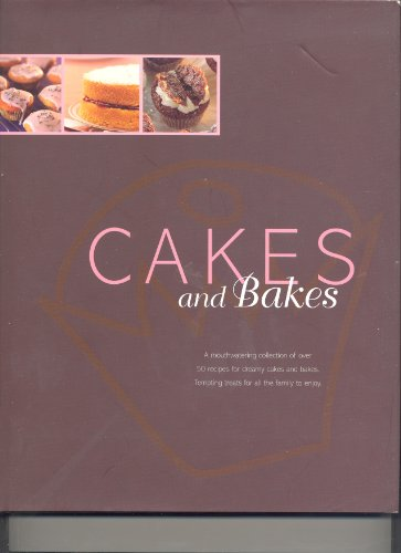 9781405472319: Cakes and Bakes