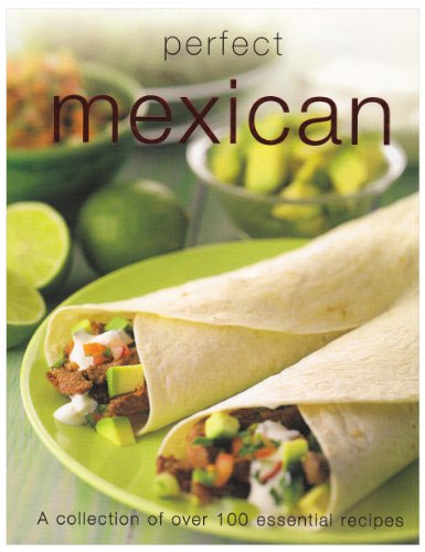 9781405473279: Perfect Mexican