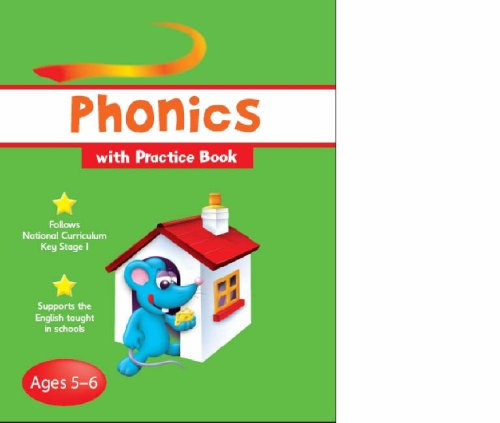 9781405474122: Goldstars Phonics 5-6: Workbook (Gold Star Workbook Packs)