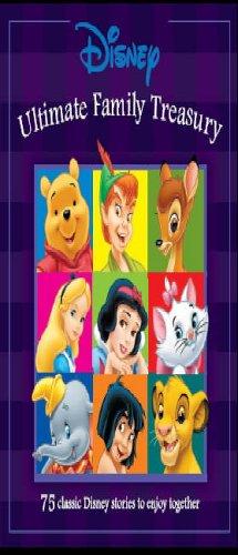 9781405474368: Disney Ultimate Family Treasury (Disney Mega Treasury)